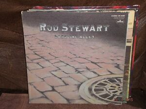 ROD STEWART ALBUMS COLLECTION Cambridge Kitchener Area image 2