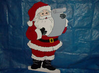 Wooden Christmas Lawn Decorations /Ornaments
