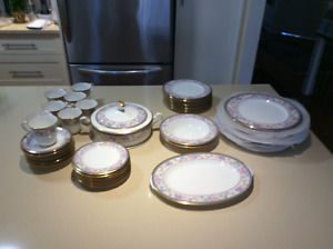 Noritake Embassy Suite 9756 Bone China Various Pieces