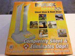 Silent Shoe & Boot Dryer