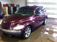 2001 pt cruiser limited edition