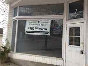 Commercial space downtown MARMORA utilities included Belleville Belleville Area image 2