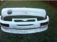 Escort cosworth replica bumpers