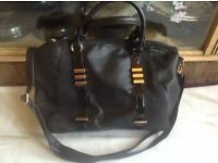 New look ladies shoulder hand bag used £4 good condition