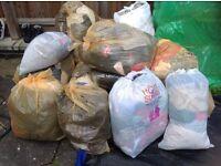 Wholesale used clothes per kilo 40p per kilo around 400kg