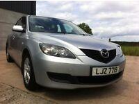 2007 Mazda 3 1.6 1 owner fsh