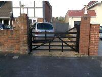 5 bar gate ready to go £60.00