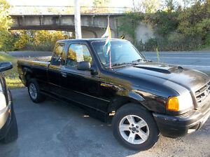 2003 FORD RANGER, 6 CYL. AUTOMATIQUE