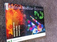 GCSE Modular science revision book