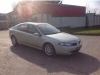 24/7 Trade sales NI Trade Prices for the public 2006 Renault Laguna 2.0 Automatic Privilege