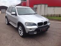24/7 Trade sales NI Trade Prices for the public 2007 BMW X5 3.0 SE Automatic Silver Full mot