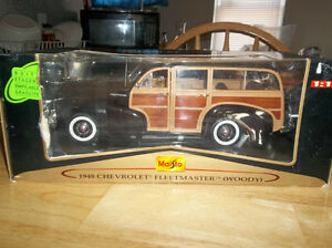 Premiere Edition 48 Chevy Fleetwood (woody)
