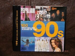 THE 100 BEST-SELLING ALBUMS OF THE 50'S,60'S,70'S,80'S,& 90'S Kitchener / Waterloo Kitchener Area image 6
