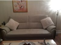 2 X chairs couch