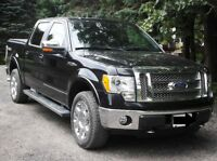 2010 Ford F-150 SuperCrew Pickup Truck ONLY 50,000 kms!!