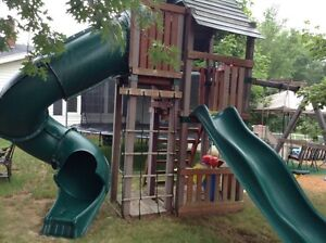 Kids Large Play Structure