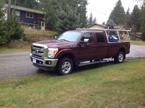 ford 250 super duty long box