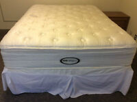 Queen sized, Beauty Rest Boxspring