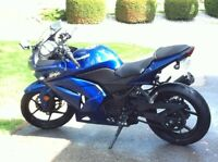 Looking to trade ninja 250 for 4wheeler or quad