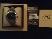 Male ESQ watch - Excellent Condtion