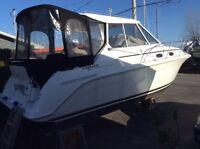 Bateau Carver 280 Mid cabin Express 1998