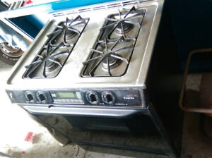 Maytag stainless steel oven/stove gas range ss