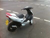 Peugeot speedfighter 2 50cc 56 plate