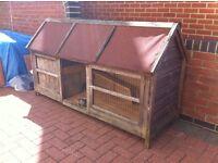 Animal Hutch Cage for Pet Rabbit Ferret etc