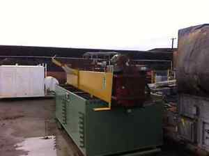 Eagle sand screw works excellent can be seen running