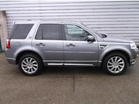 2012 LAND ROVER FREELANDER 2.2 SD4 HSE 5DR AUTO 5 DOOR ESTATE