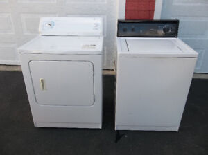 FOR SALE, USED KENMORE WASHER AND DRYER.