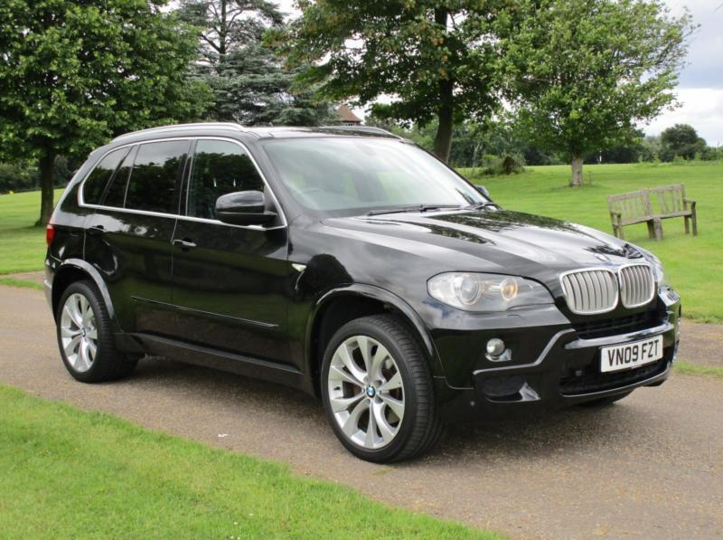 2009 bmw x5 3 0 35d m sport xdrive 50 000 miles full bmw. Black Bedroom Furniture Sets. Home Design Ideas