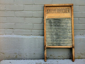 Looking to buy vintage washboards