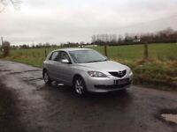 24/7 Trade sales NI Trade Prices for the public 2008 Mazda 3 1.6 D TS Diesel Silver