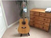 Guitar - Washburn Dreadnought Acoustic