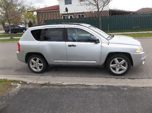 2007 Jeep Compass Limited SUV, Crossover (ETESTED)