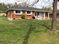Brick bungalow in desired location