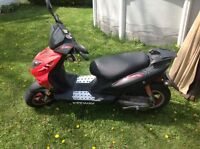Scooter Keeway F-act 50 à vendre