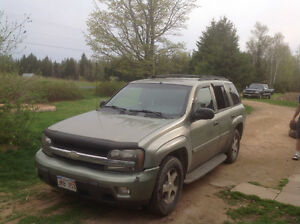 2003 Chevrolet Trailblazer LT SUV, Crossover