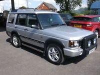 2004 (04) Land Rover Discovery 2.5Td5 ( 7st ) 2004MY Landmark Manual