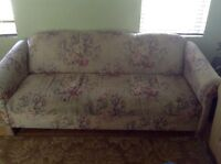 Matching Couch and LoveSeat Combo