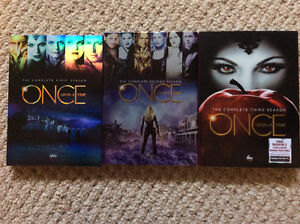 Once Upon A Time seasons 1-3
