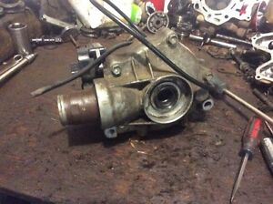 2007 GRIZZLY 700 FRONT DIFFERENTIAL