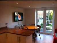 Double rooms, professional share, all bills