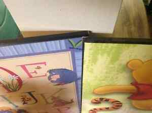 Winnie the Pooh Wall plaques Cambridge Kitchener Area image 2