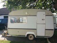 Mardon caravan
