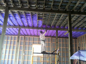 Spray Foam Insulation Oakville / Halton Region Toronto (GTA) image 8