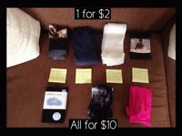 Leggings and Leg Warmers, 1 for $2 All for $10