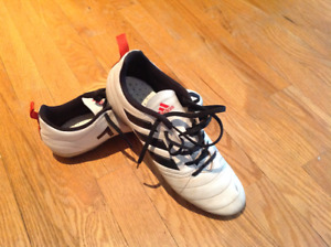 Adidas soccer cleats shoes size 8 1/2