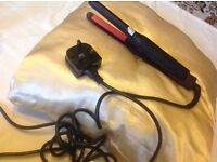 Red hot Hair straighteners used good working £5